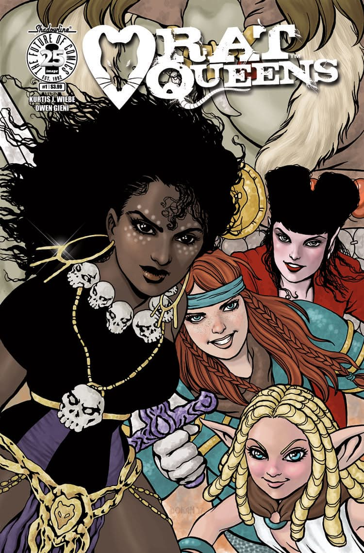 Image Comics Supports Planned Parenthood With Womens
