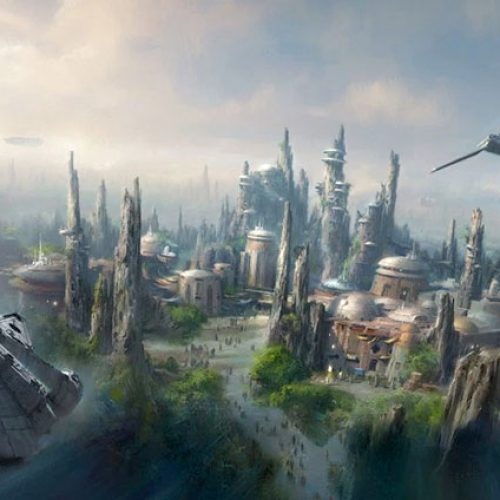 Star Wars Land to open in Disneyland and Walt Disney World in 2019