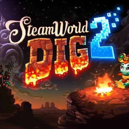 SteamWorld Dig 2 announced for Nintendo Switch