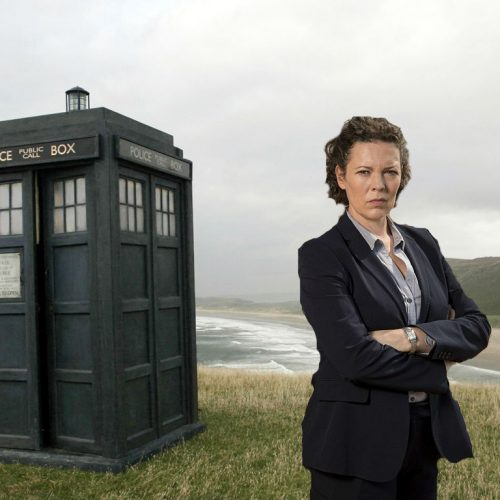 David Tennant thinks Olivia Colman would be a 'magnificent' Doctor