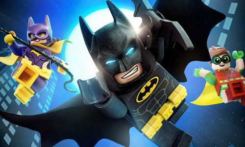 Check out Batman's sweet manor in this 'LEGO Batman Movie' Gotham cribs promo