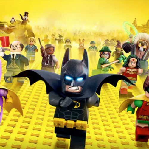 Warner Bros releases Blu-ray details for 'The LEGO Batman Movie'