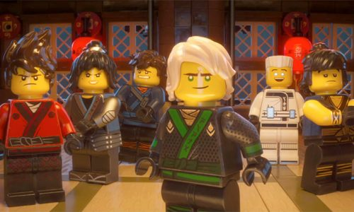 Get your first tease at the latest LEGO movie: 'The LEGO NINJAGO Movie'