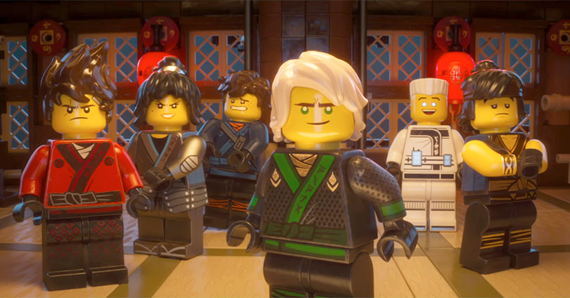 Get your first tease at the latest LEGO movie: 'The LEGO NINJAGO ...