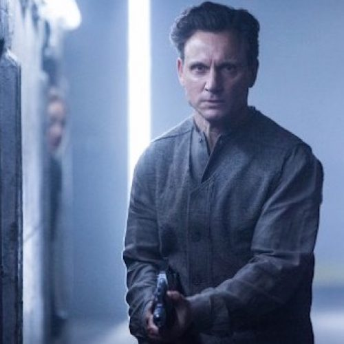 Tony Goldwyn says he has a small role in Guardians of the Galaxy Vol. 2