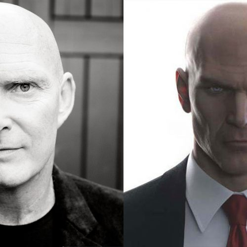 Interview with David Bateson, the voice of Hitman's Agent 47