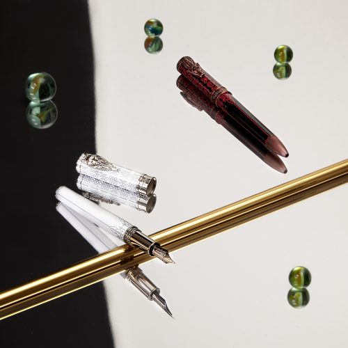 HBO teams up with Montegrappa to make some classy Game of Thrones pens