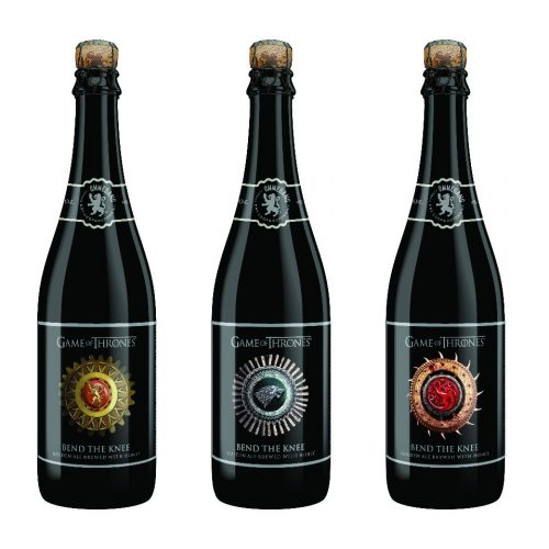 HBO and Brewery Ommegang releases new brew for the 2017 season