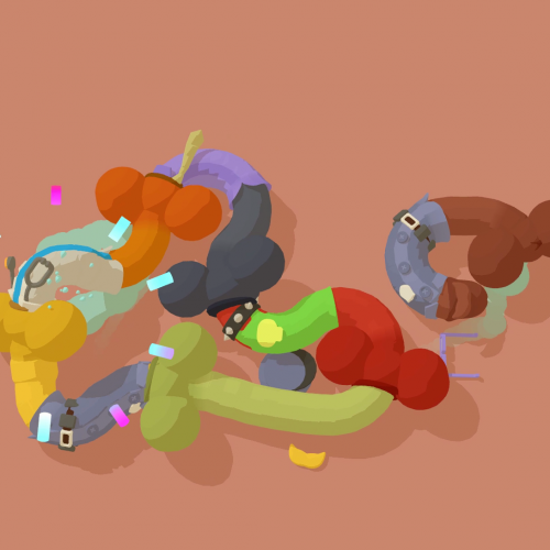 First look at Genital Jousting (PC)