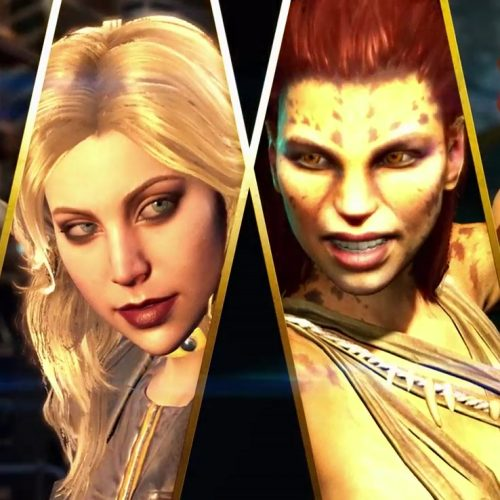 New Injustice 2 trailer reveals Catwoman, Poison Ivy and Cheetah