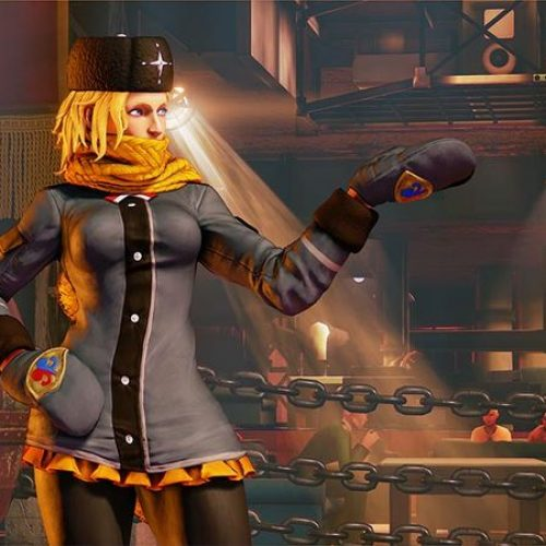 Street Fighter V's newest character reveal is Kolin