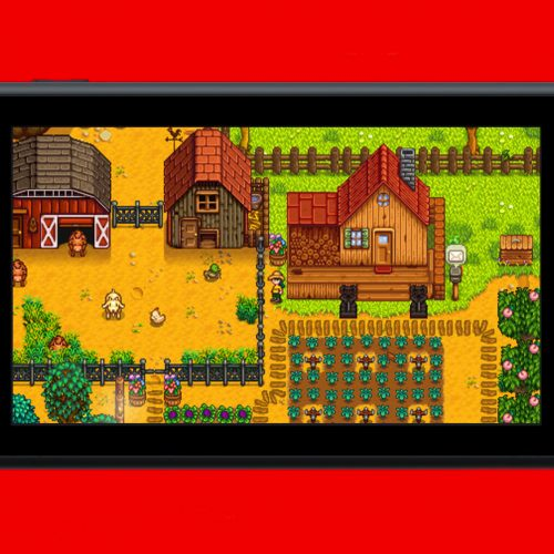 Stardew Valley coming to Nintendo Switch with multiplayer