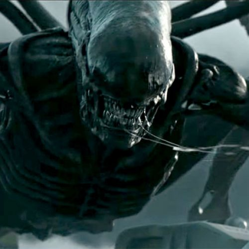 Witness the return of the Xenomorph in the new 'Alien: Covenant' trailer