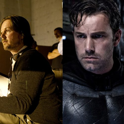 Matt Reeves is set to direct The Batman starring Ben Affleck