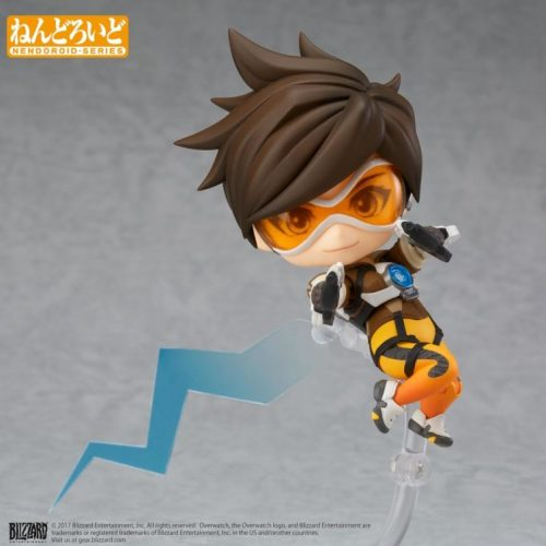 Good Smile's Overwatch Nendoroids coming starting with Tracer
