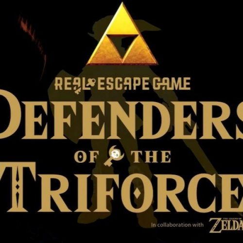 Defenders of the Triforce Escape Room is cheesy and fun