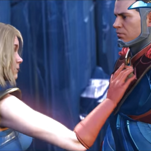 Injustice 2 new Shattered Alliances trailer shows Supergirl's story