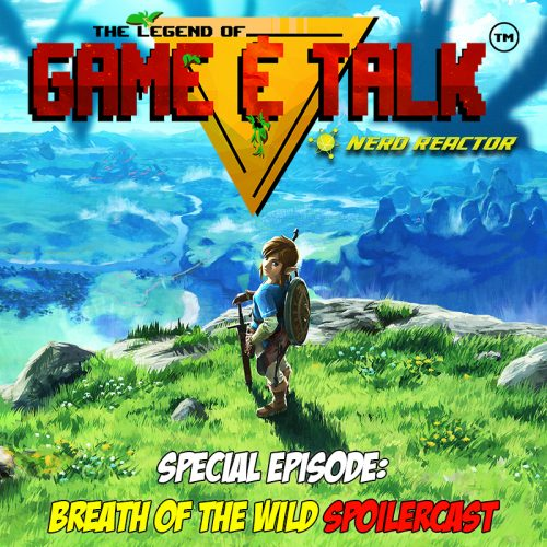 Listen to our Breath of the Wild Spoilercast!