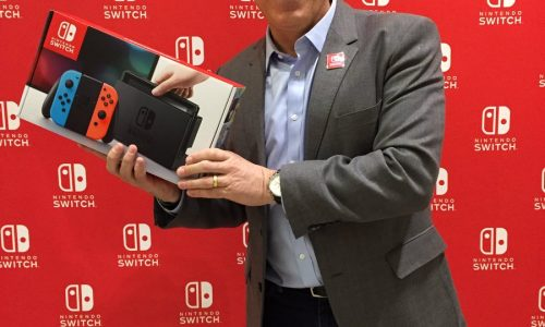 Nintendo sells 2.4 million Nintendo Switch units in first month of launch
