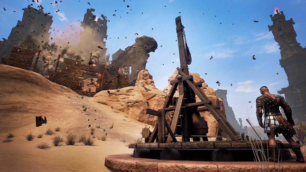 Conan Exiles New Updates To Include Storing Rotten Corpses