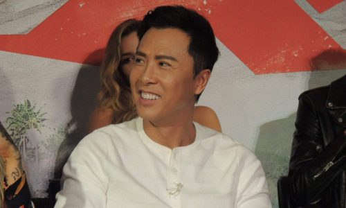 Donnie Yen to headline film adaptation of video game 'Sleeping Dogs'
