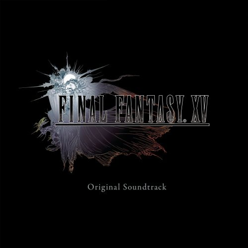Final Fantasy XV soundtrack 4-disc set coming March 24