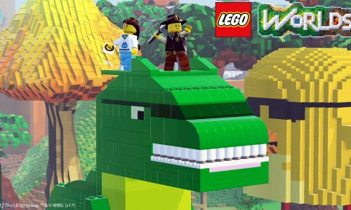 LEGO Worlds now available on PS4, Xbox One and PC