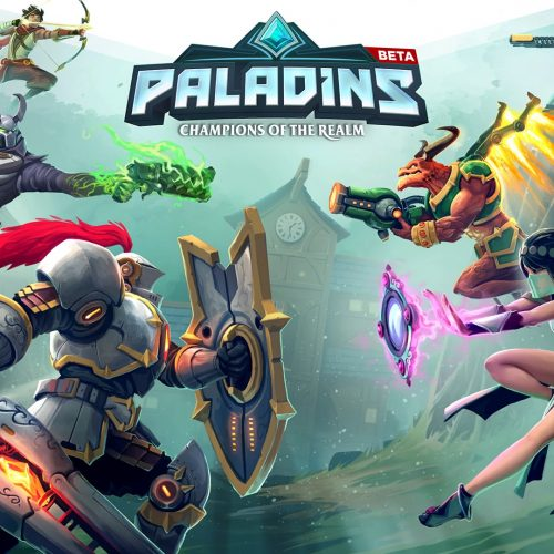 Paladins Closed Beta hand-on plus giveaway!
