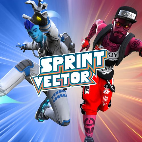 VR game, Sprint Vector, will make you feel like a super athlete