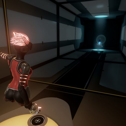 CCP's VR sports game, Sparc, is like being in Tron