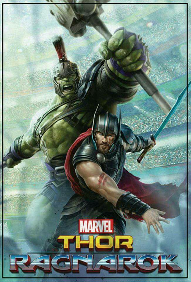 new thor ragnarok merchandise art nerd reactor
