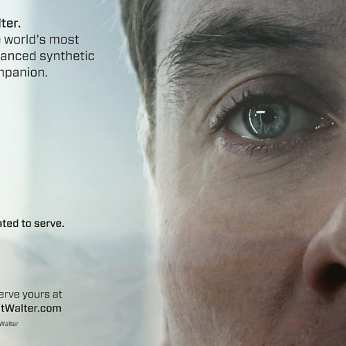 Alien: Covenant – Weyland-Utani Corp ad introduces Walter synthetic