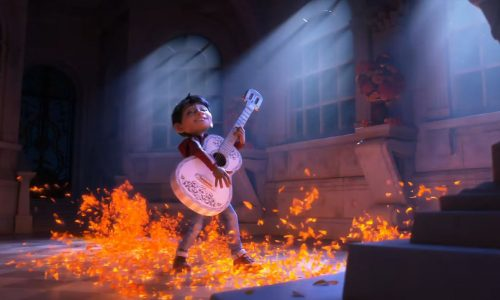 Pixar's first Latin-inspired film 'Coco' releases first teaser trailer