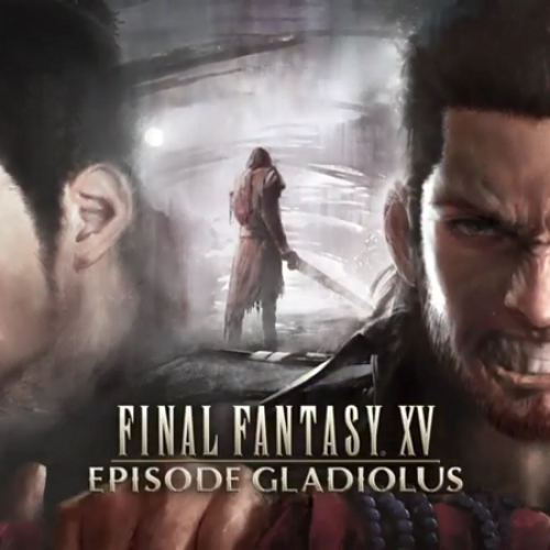 Play as Final Fantasy XV's Gladiolus on March 28