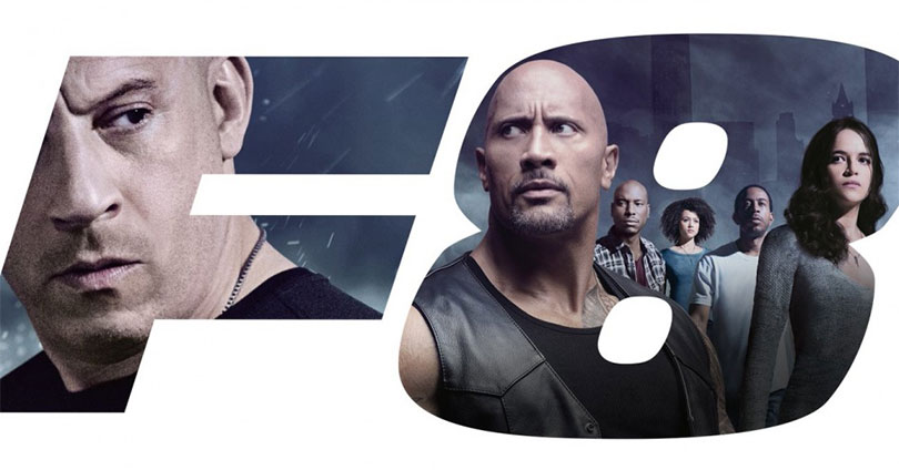 The Fate of the Furious - Poster #2 Header