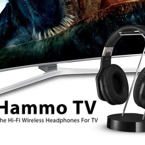Hammo TV Wireless Headphones review