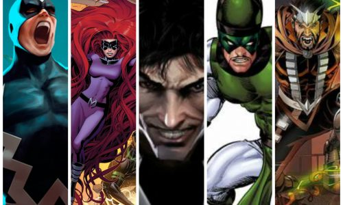 Here is the full cast of ABC's Inhumans