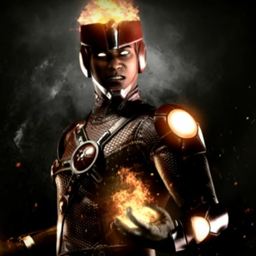 Firestorm confirmed as playable character in Injustice 2