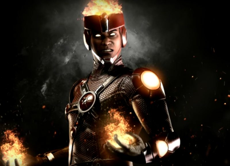 Firestorm confirmed as playable character in Injustice 2 ...