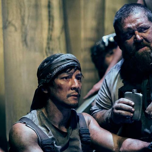 Into the Badlands 2×01 'Tiger Pushes Mountain' review & recap