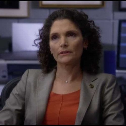 Mary Elizabeth Mastrantonio joins The Punisher