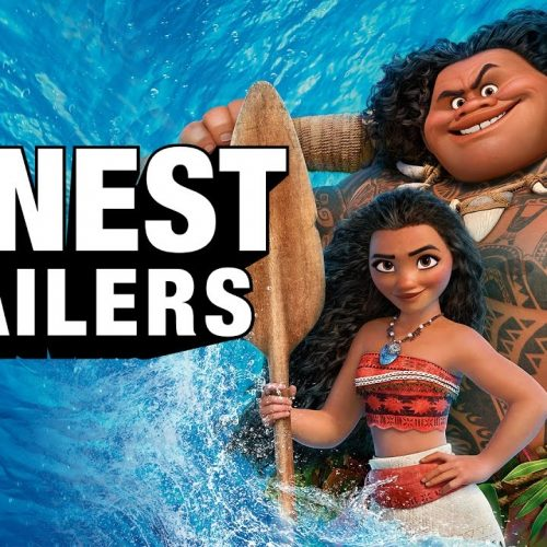 Moana gets an Honest Trailer