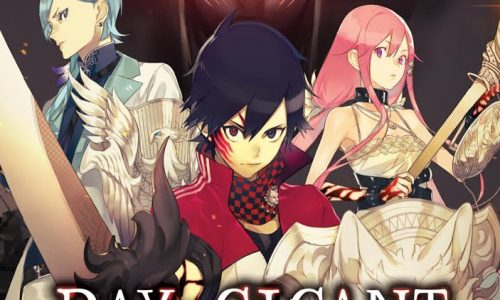 PS Vita's Ray Gigant getting a Limited Run Games release