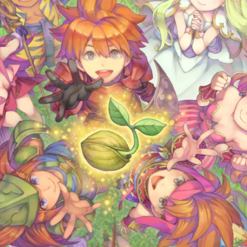 Seiken Densetsu Collection announced for Nintendo Switch in Japan