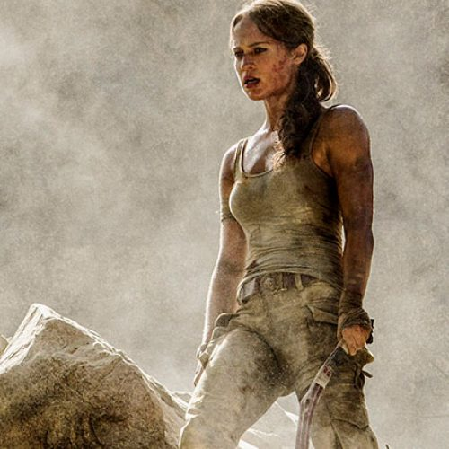 First look photos for new Tomb Raider Reboot