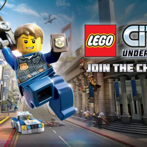LEGO City Undercover on Switch requires 13 GB install, even with cartridge
