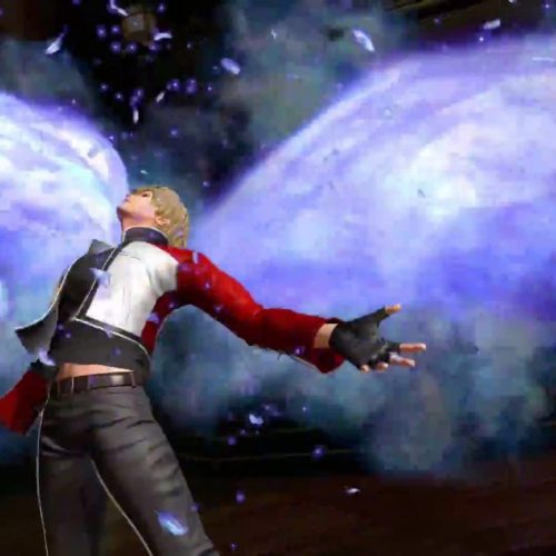 Vanessa and Rock Howard both announced as DLC characters for King of Fighters XIV