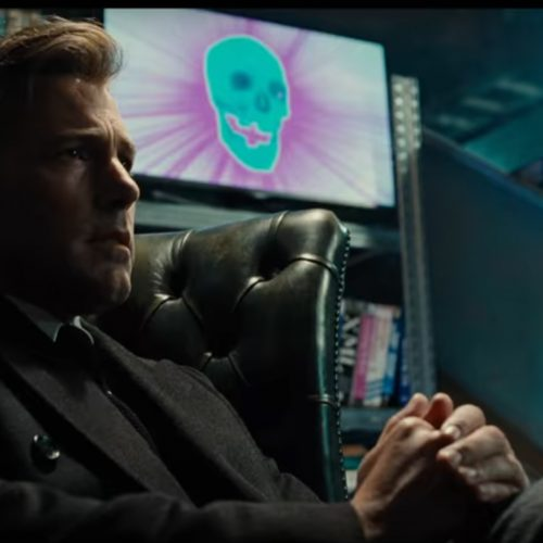 New Justice League trailer is 'rich'