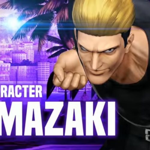 Yamazaki confirmed as next DLC character in King of Fighters XIV