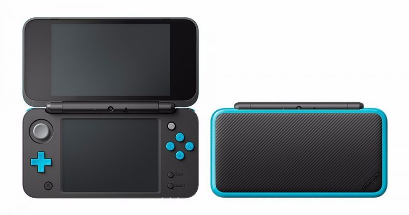 New Nintendo 2DS XL Coming This July For $149.99